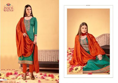 Panch Ratna Keshvi 11451-11455 Series