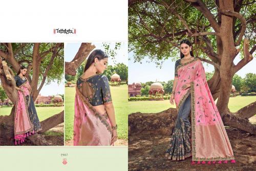 Tathastu Saree 2907 Price - 4005
