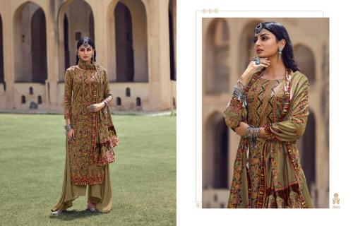 Meera Trendz Charmy Velvet 2905 Price - 1395