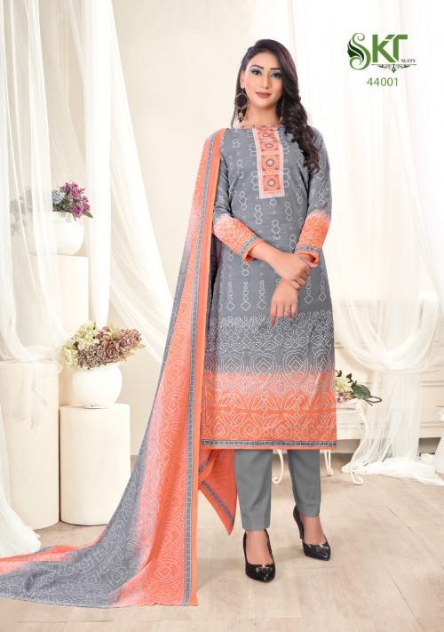 SKT Suits Innayat 44001 Price - 445