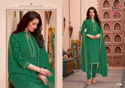 Kala Bandhni Special 2801 Price - 499