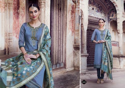 Kessi Fabrics Aabhushan 6005 Price - 1099
