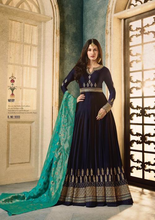 Glossy Amyra Anubha Simar 9333-9336 Series