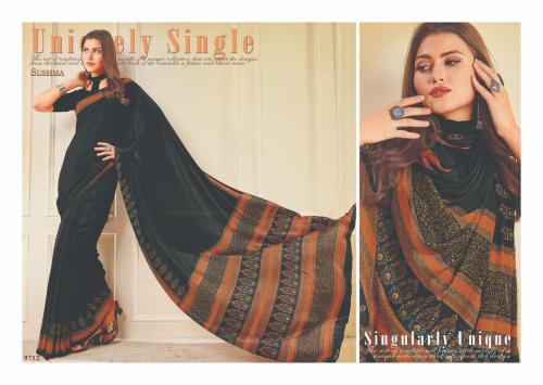 Sushma Saree Ensemble 9712 Price - 750