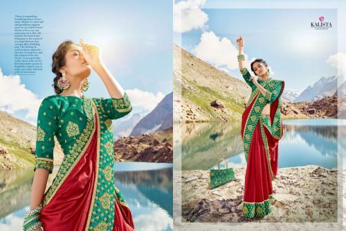 Kalista Fashion Heritage 1001-1008 Series