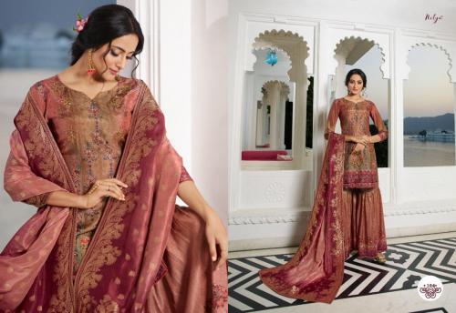 LT Fabrics Nitya Arunima 104 Price - 2599