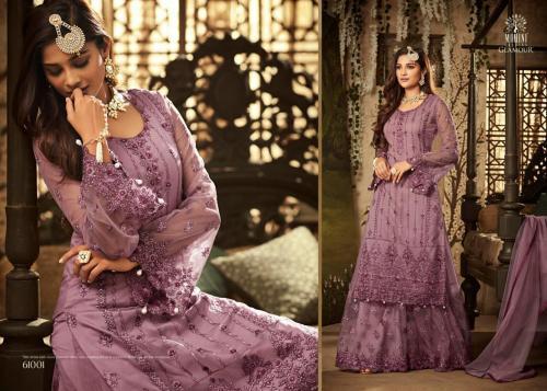 Mohini Fashion Glamour 61001 Colors -