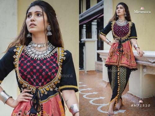 Mesmora Fashion Kathputli Female Kedia Collection MF 1510 Price - 1199