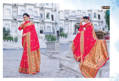 Sangam Prints Adishree Silk 1002 Price - 1575