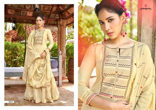 Kessi Rangoon Ghoomar 3011-3016 Series