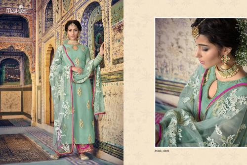Maisha Maskeen Sultana Vol-2 8001-8005 Series