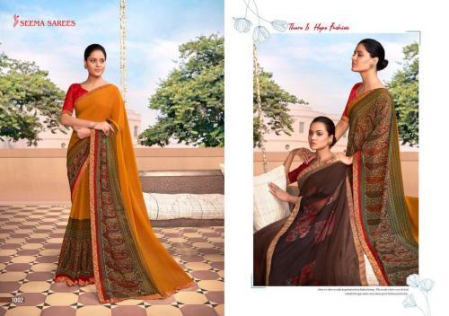 Seema Saree Soch 1002 Price - 475