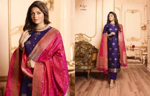 LT Fabrics Nitya 44007 Price - 2222
