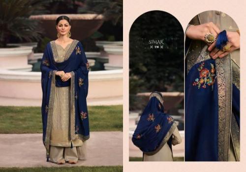 Glossy Nihaara 1218 Price - 2195
