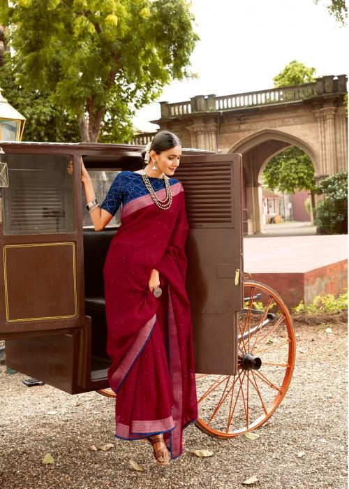 LT Fabrics Ananta Silk 7005 Price - 1195