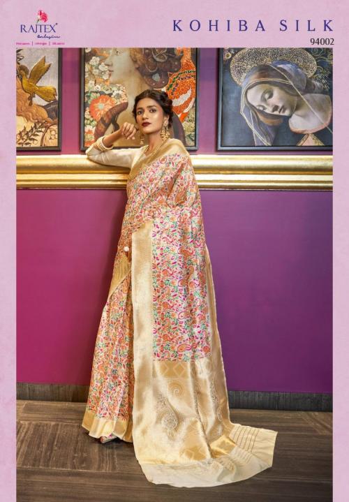 Rajtex Kohiba Silk 94002 Price - 2200
