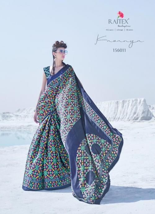 Rajtex Saree Kavanya 156011 Price - 725