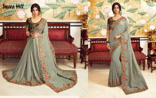 Vritika Lifestyle Swara Vol-5 4411-4416 Series