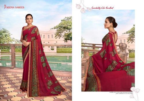 Seema Saree Soch 1009 Price - 475
