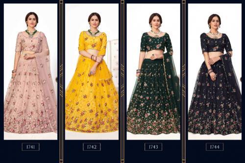 Shubhkala Girly 1741-1744 Price - 12800