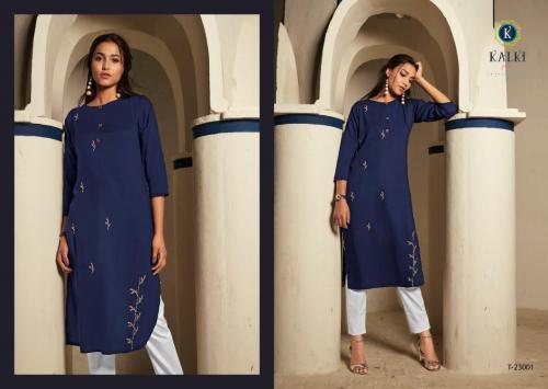 Kalki Fashion Sakhi 23001-23008 Series