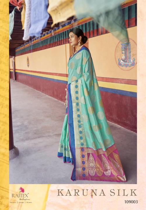 Rajtex Karuna Silk 109003 Price - 1300