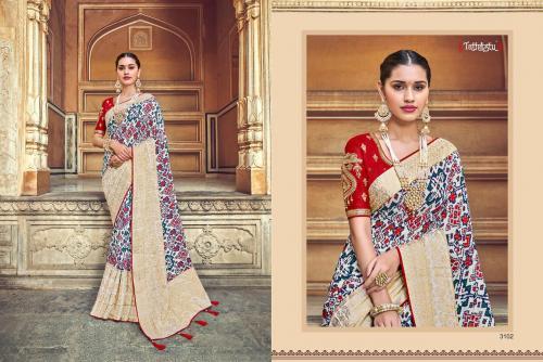 Tathastu Saree 3102 Price - 2935