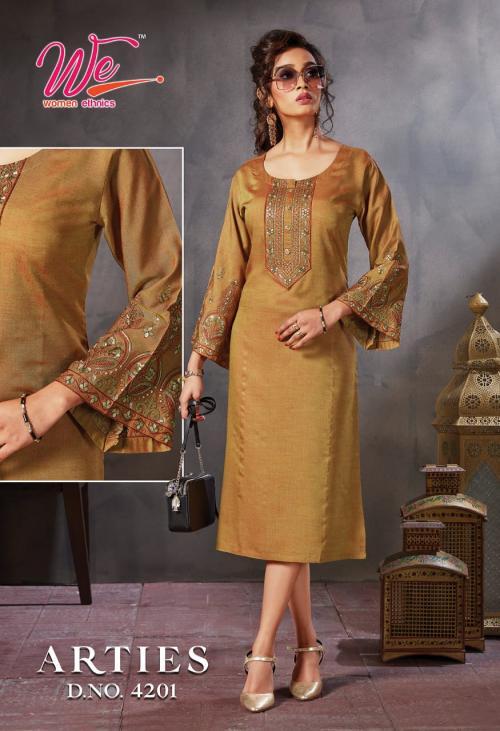 We Women Ethnics Arties 4201-4206 Series