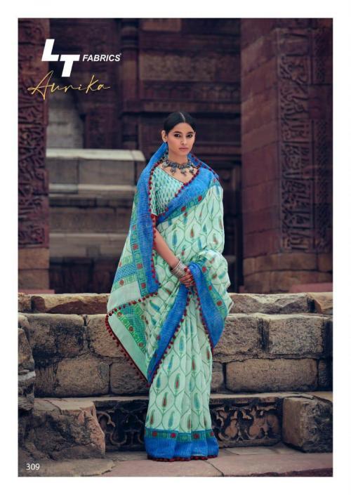 Lt Fabrics Nitya Aurika 309 Price - 570