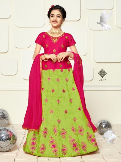 Sanskar Style Baby Doll 2487 Price - 995