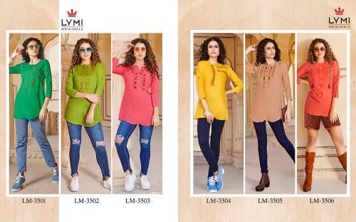 Kessi Fabrics Lymi Mentos 3501-3506 Price - 2094
