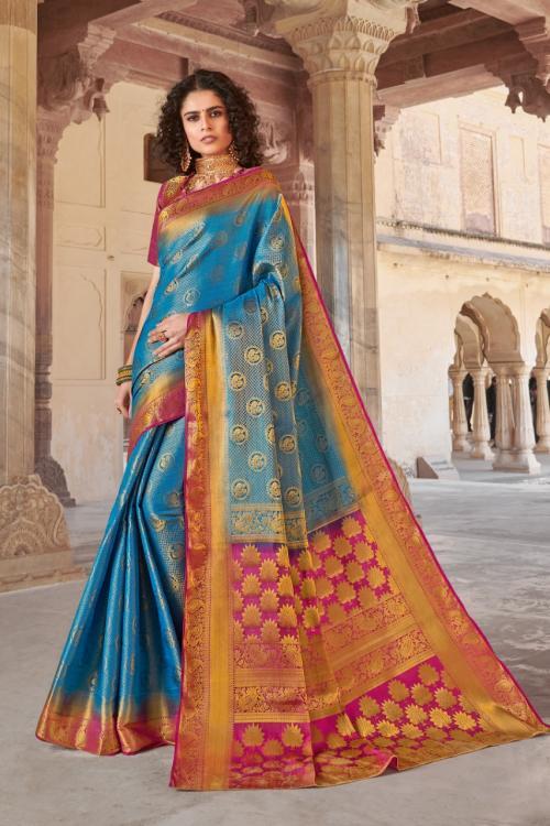Sangam Prints Vijay-laxmi Silk 1305 Price - 1095