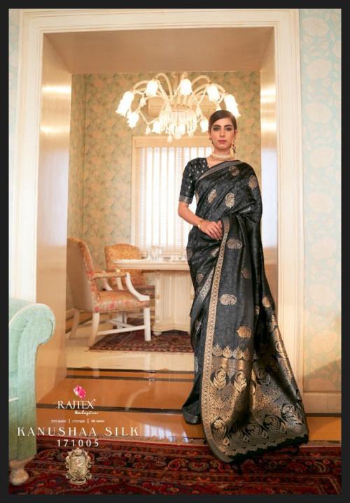 Rajtex Saree Kanushaa Silk 171005 Price - 1560