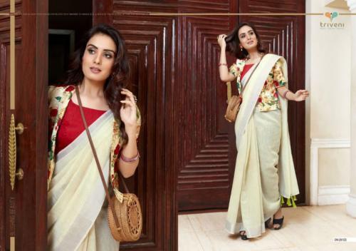 Triveni Saree Nakshita 25123 Price - 831