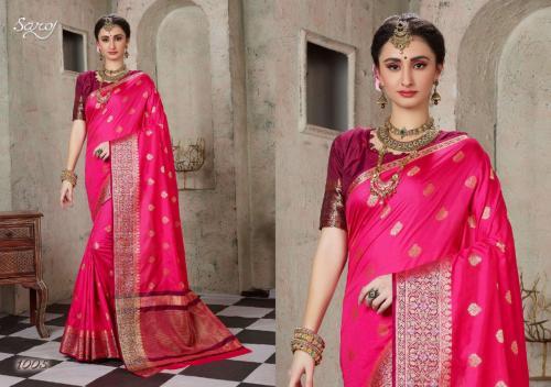 Saroj Saree Rumani 1005 Price - 865
