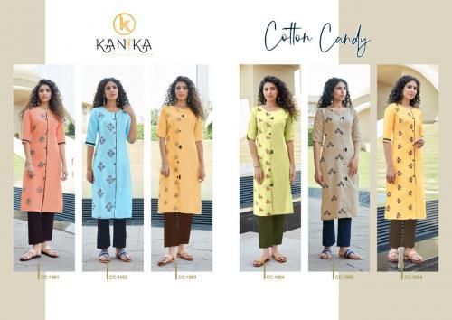 Kanika Cotton Candy 1001-1006 Price - 2070