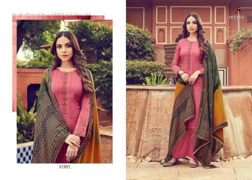Deepsy Suits Panghat 51001 Price - 750