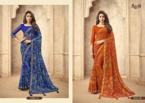 Ruchi Saree Vaani 3201-3206 Series