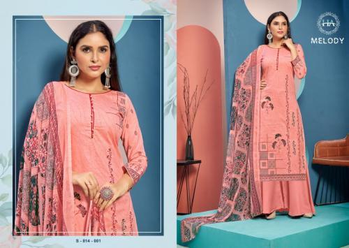 Harshit Fashion Hub Melody 814-001 Price - 950