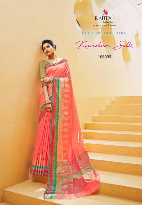 Rajtex Kundan Silk 106005 Price - 1135