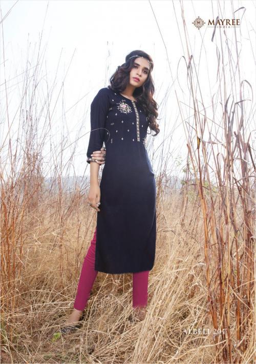 Mayree India Albeli 204 Price - 525