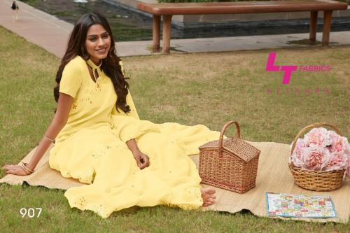 LT Fabrics Akshara 907 Price - 1295