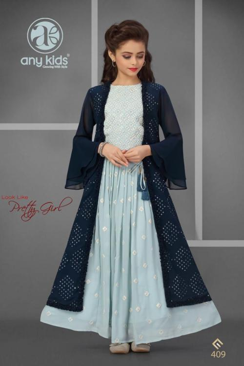 Any Kids Designer Gowns 409 Price - 1299