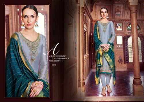 Kessi Fabrics Shubharambh 5395