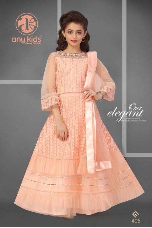 Any Kids Designer Gowns 405 Price - 1399