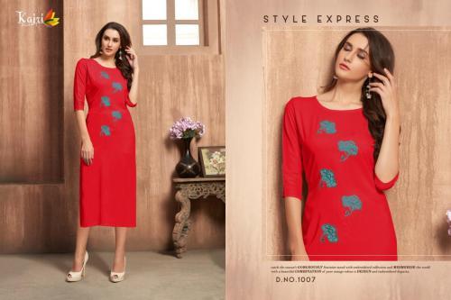 Kajri Style Florence 1007 Price - 485