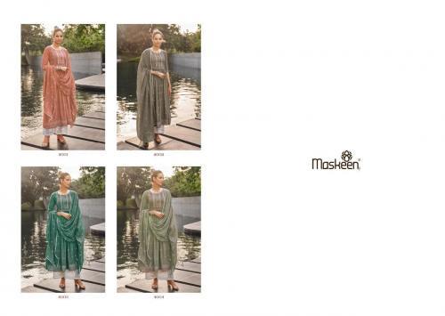 Maisha Maskeen Nazia 4001-4004 Price - 5540