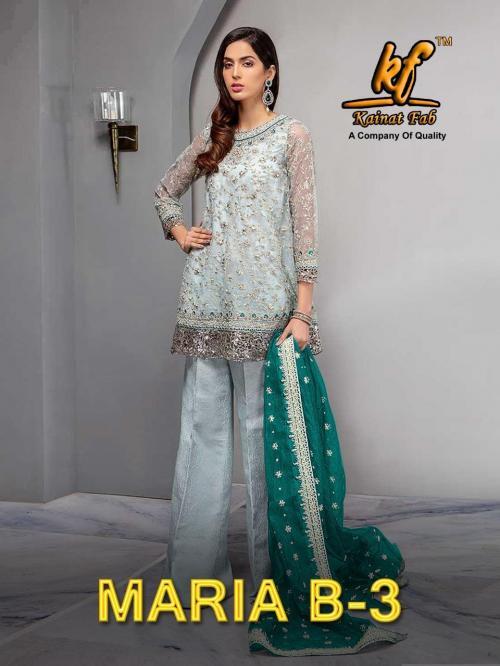 Kainat Fab Mariya B-3 D Price - 1625