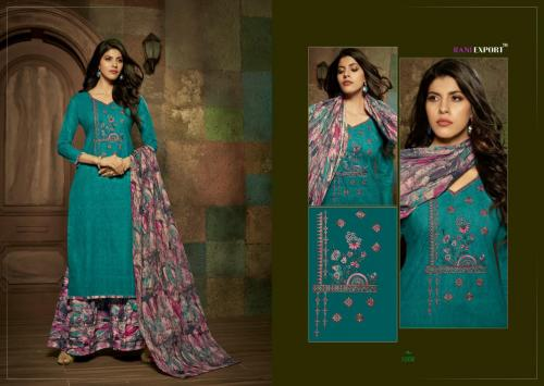 Rani Exports Kashida Kari 1008 Price - 695