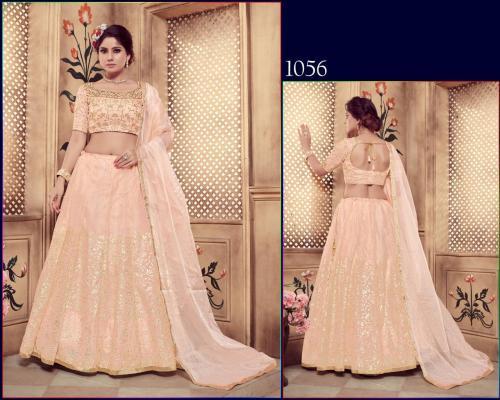 Khusboo Lehenga Girly 1056 Price - 3200
